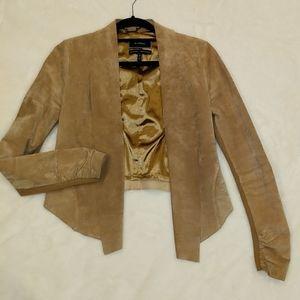 Suede jacket/blazer